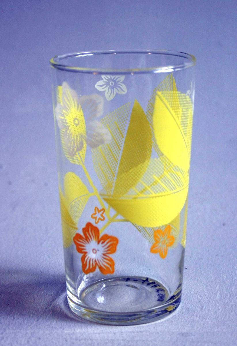 ¤ sylinderforma glas