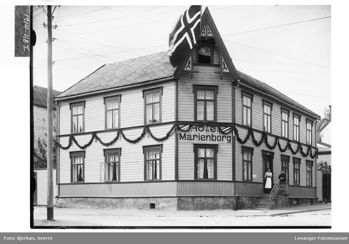 Hotel Marienborg i Levanger