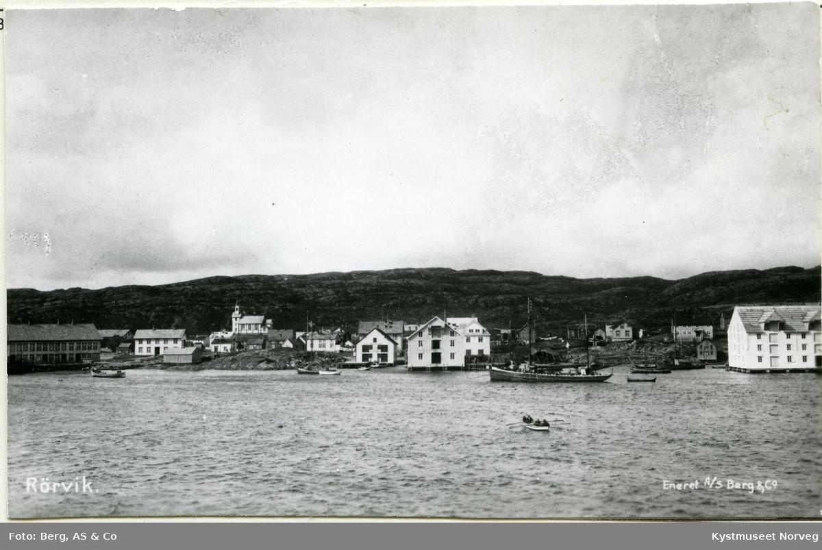 Rørvik sentrum