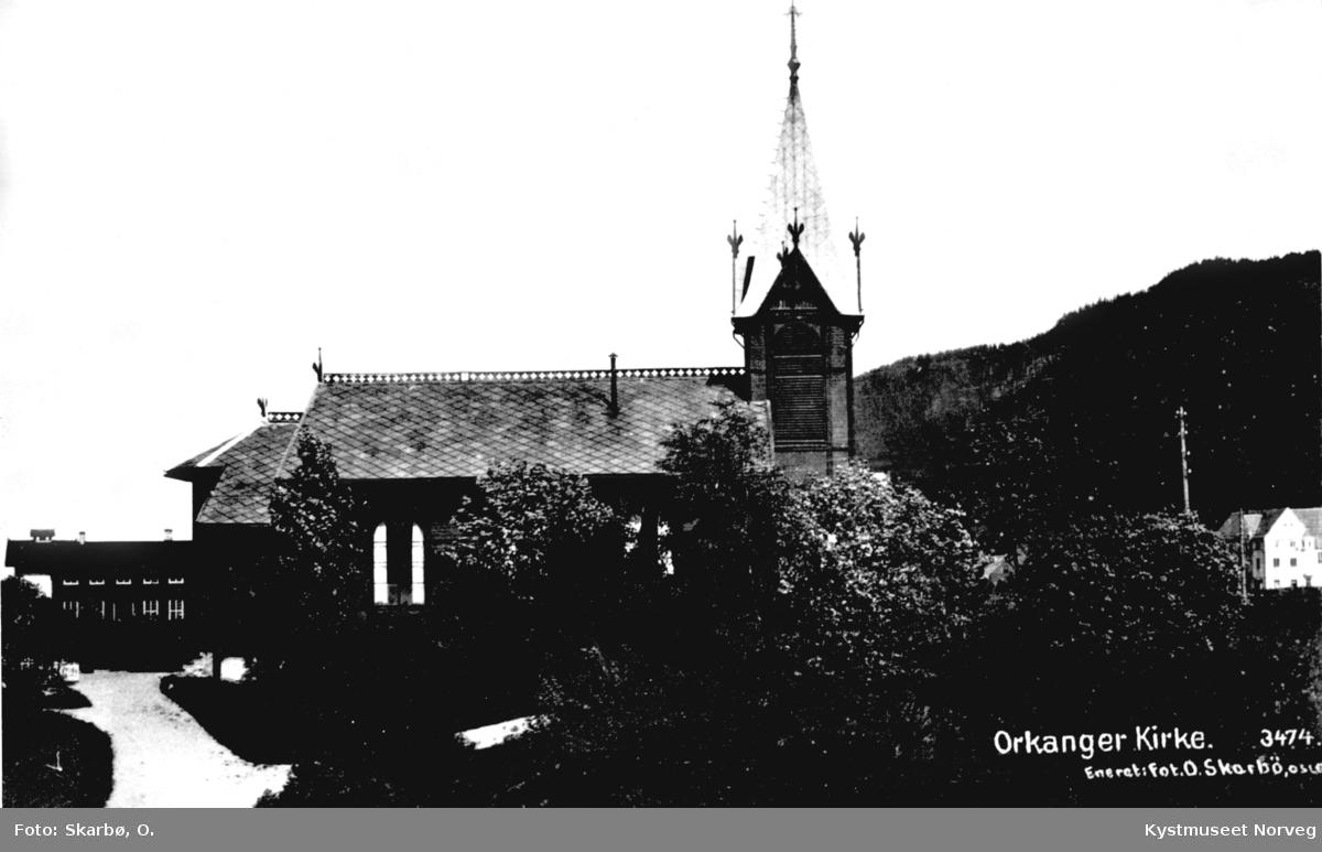 Orkanger Kirke