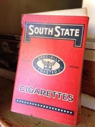 Sigarettpakke