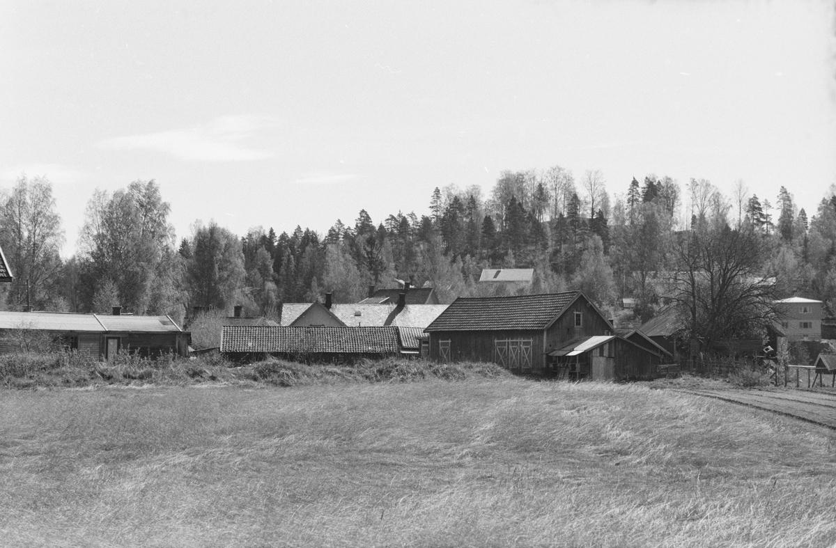 17. mai. Elverum.  1962. Uthus ved Nyborg.