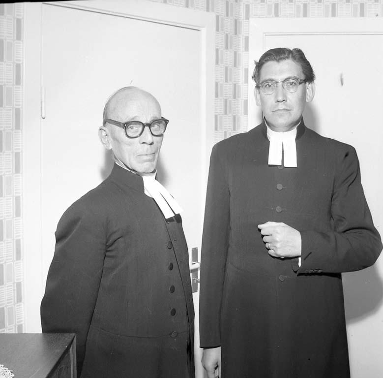 Prästerskap