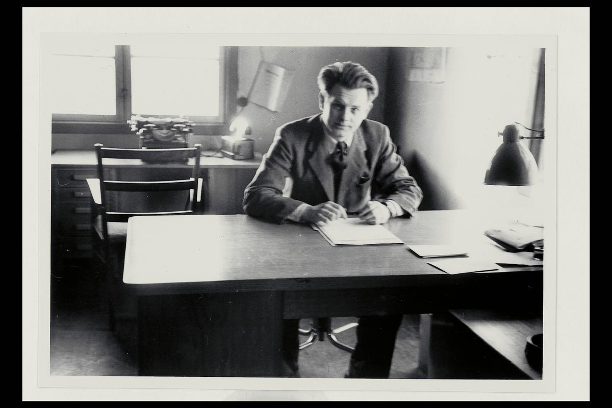 interiør, postkontor, 9750 Honningsvåg, kontor