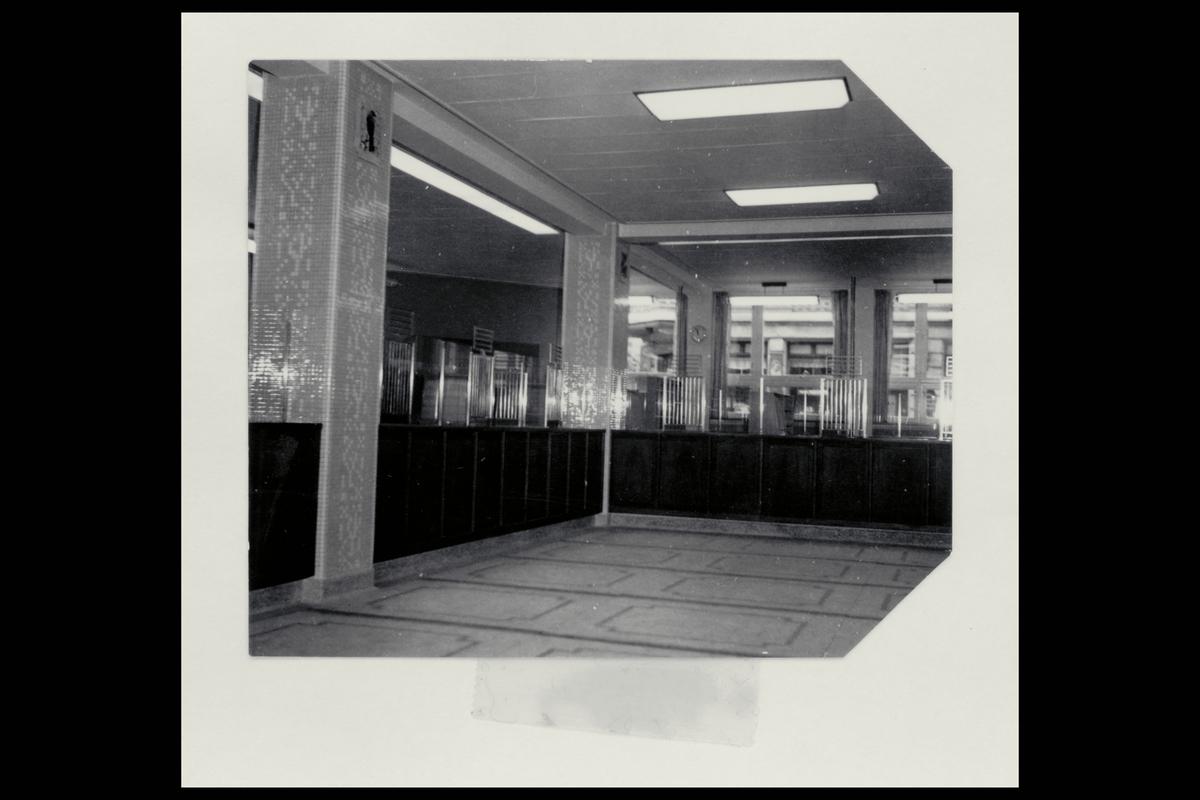 interiør, postkontor, 0301 Majorstua, publikumshall