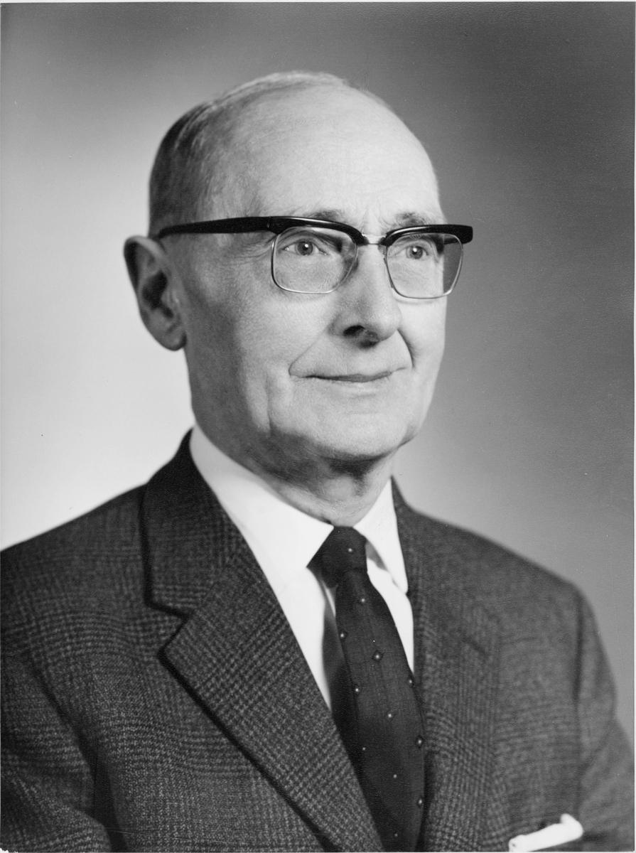 postmester, Hageid Karsten, portrett