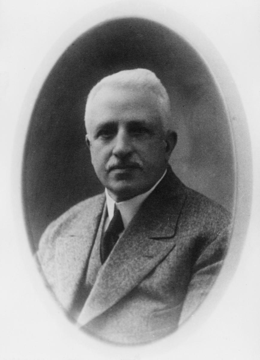 portrett, Mørch, Sverre Martinius
