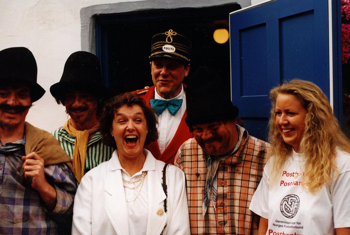 begrepet personale, Kristiansand, Kardemommeby, kvinner, menn