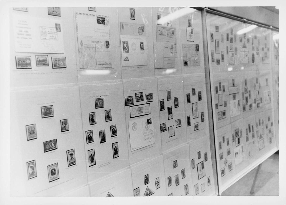 markedsseksjonen, Frimerkets dag '75, Det norske Postmannslag, Østenfjellske krets, 9. oktober, filateli