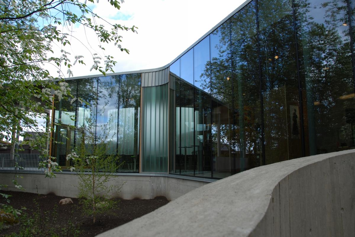 DOK:2007, Bjerkebæk, publikumsbygget, åpning,