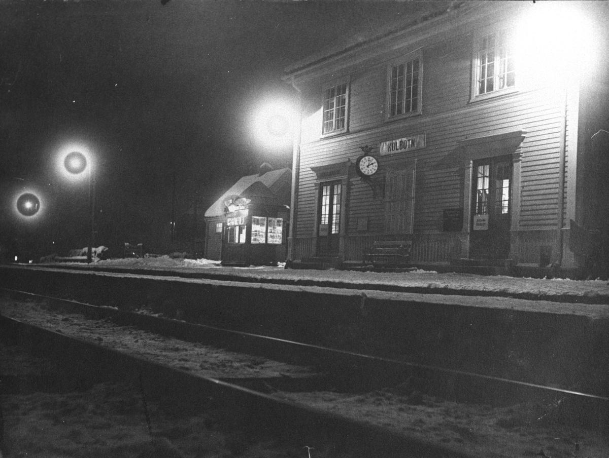 Kolbotn stasjon