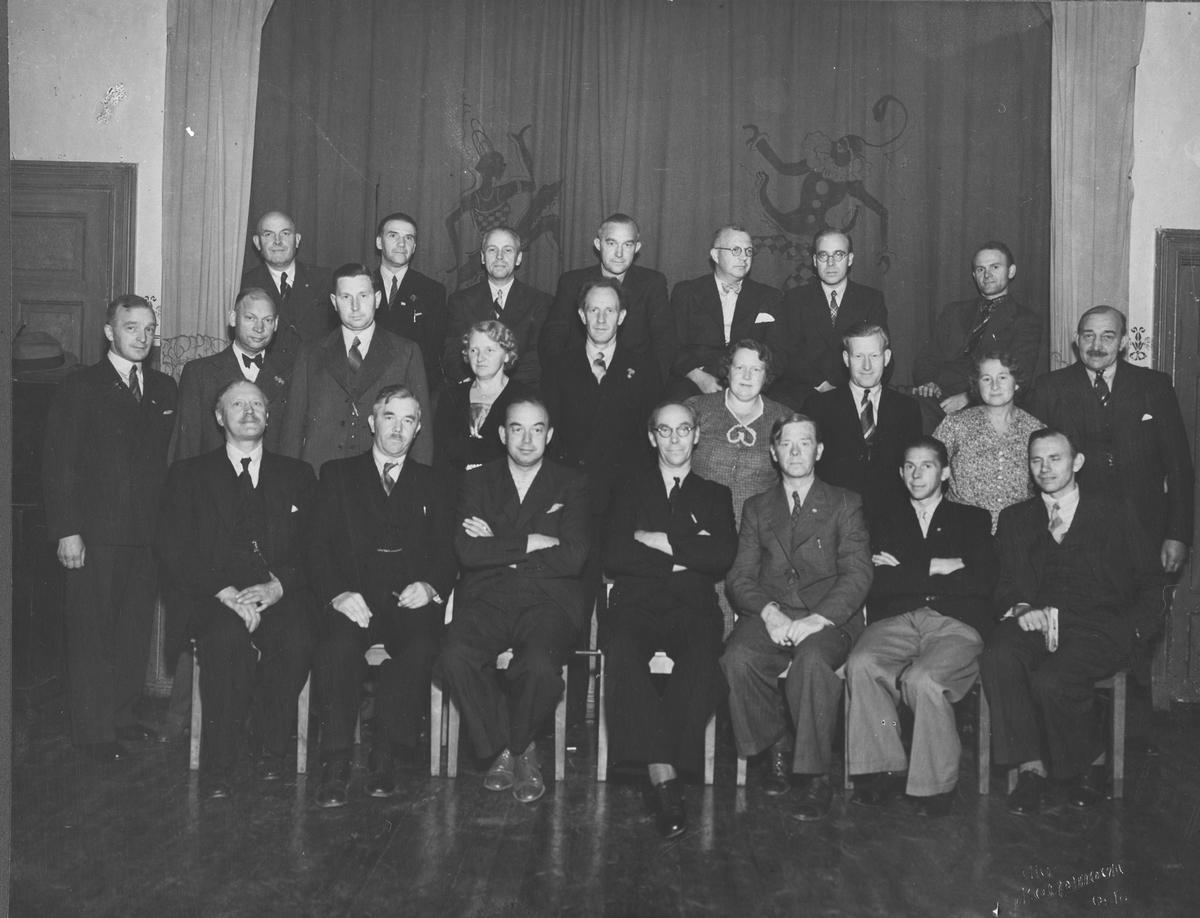 Kommunestyret 1940.