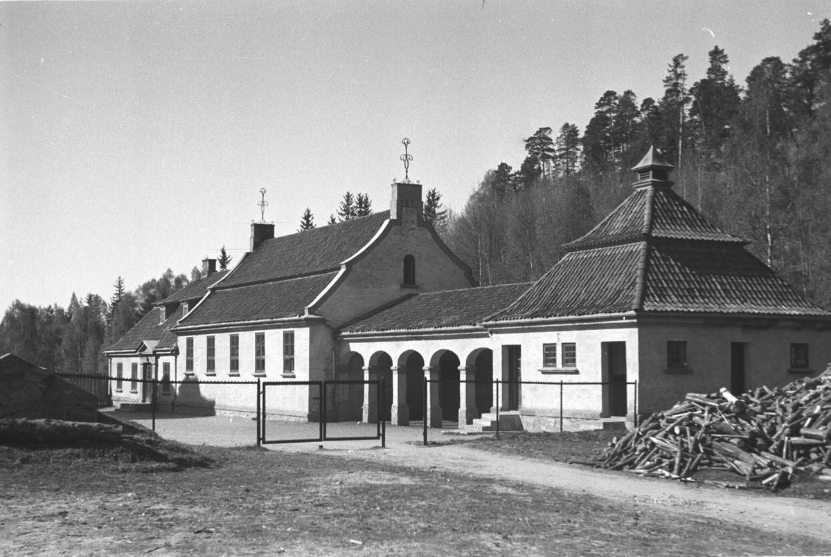 Kolbotn Skole - gymnastikksal m.m.