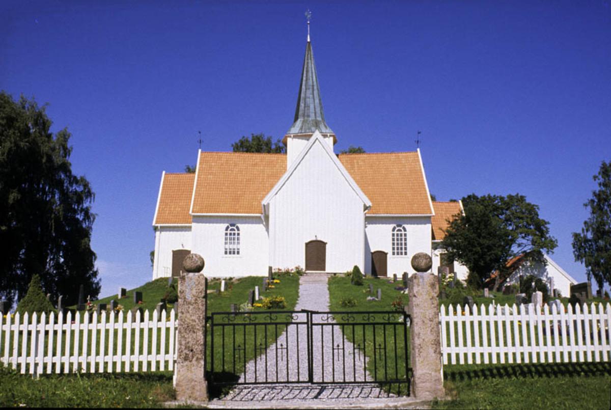 Gjerdrum kirke