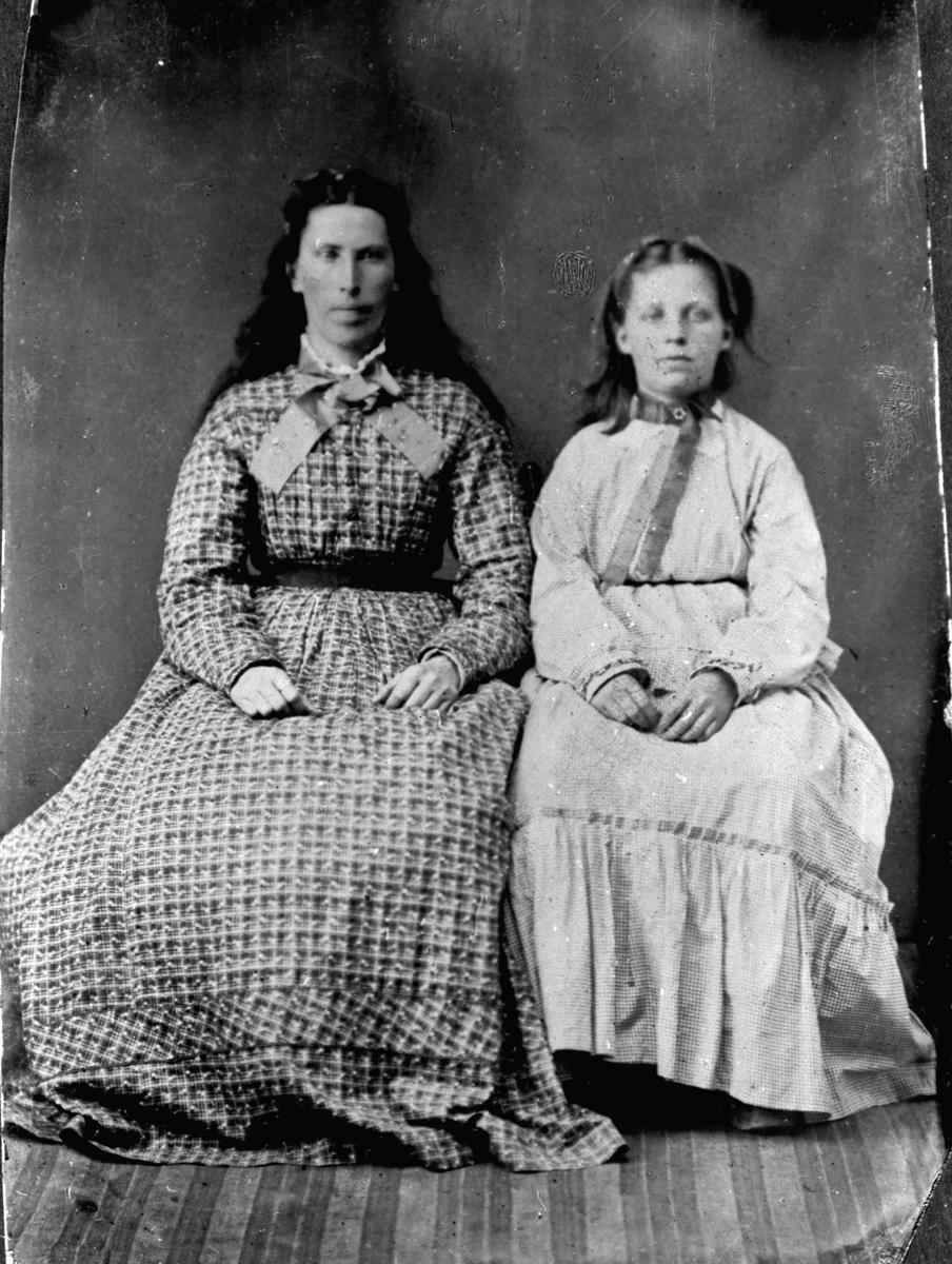Mor og datter.