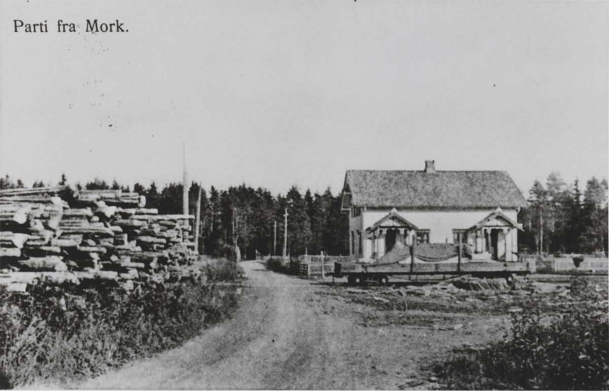Stasjon Mork.