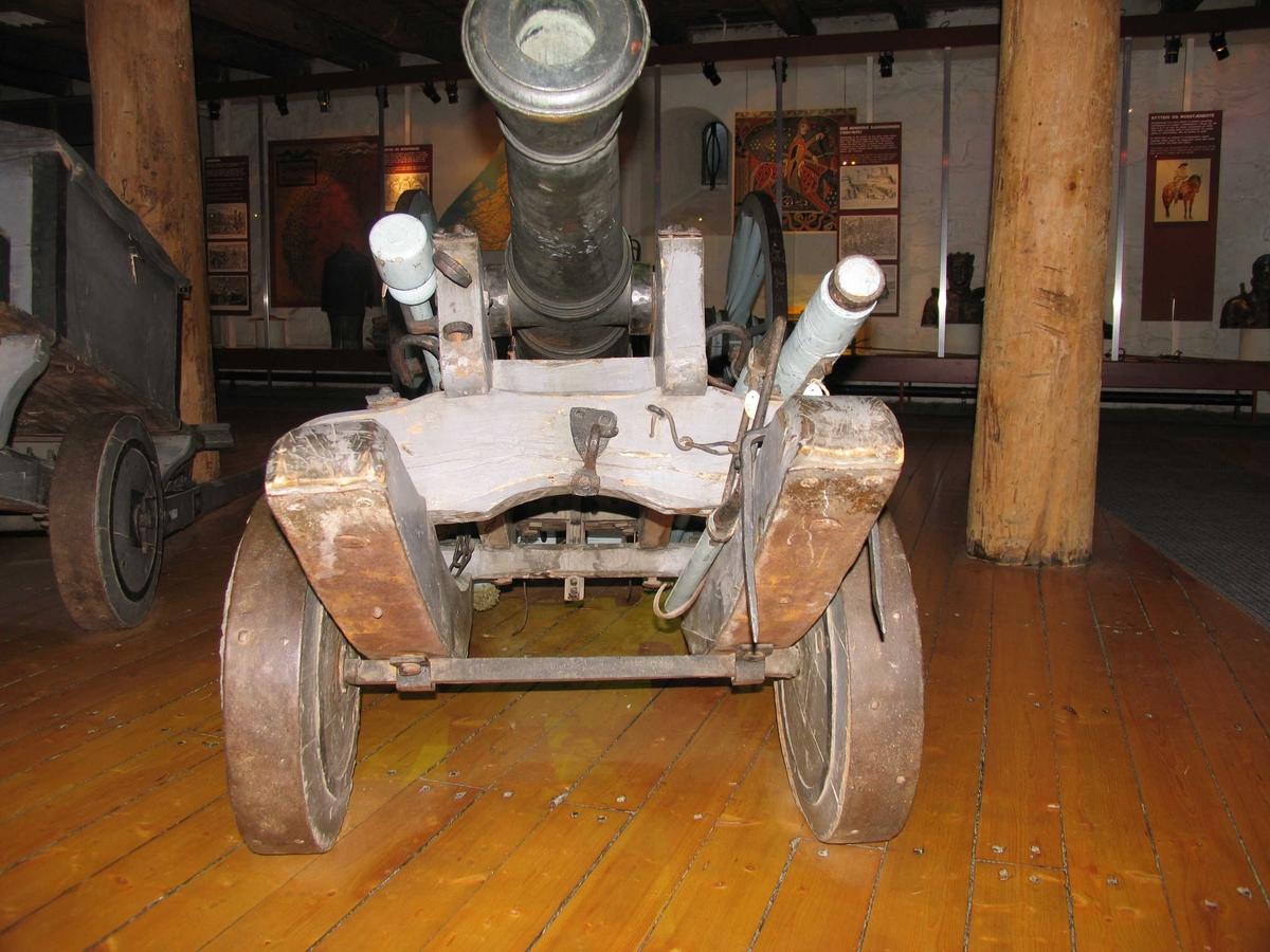 Påmontert kanon RKT.003116