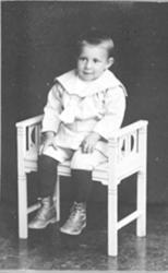 MARTINUS PALERUD FØDT: 1916, NYHEIM UNDER MØYSTAD