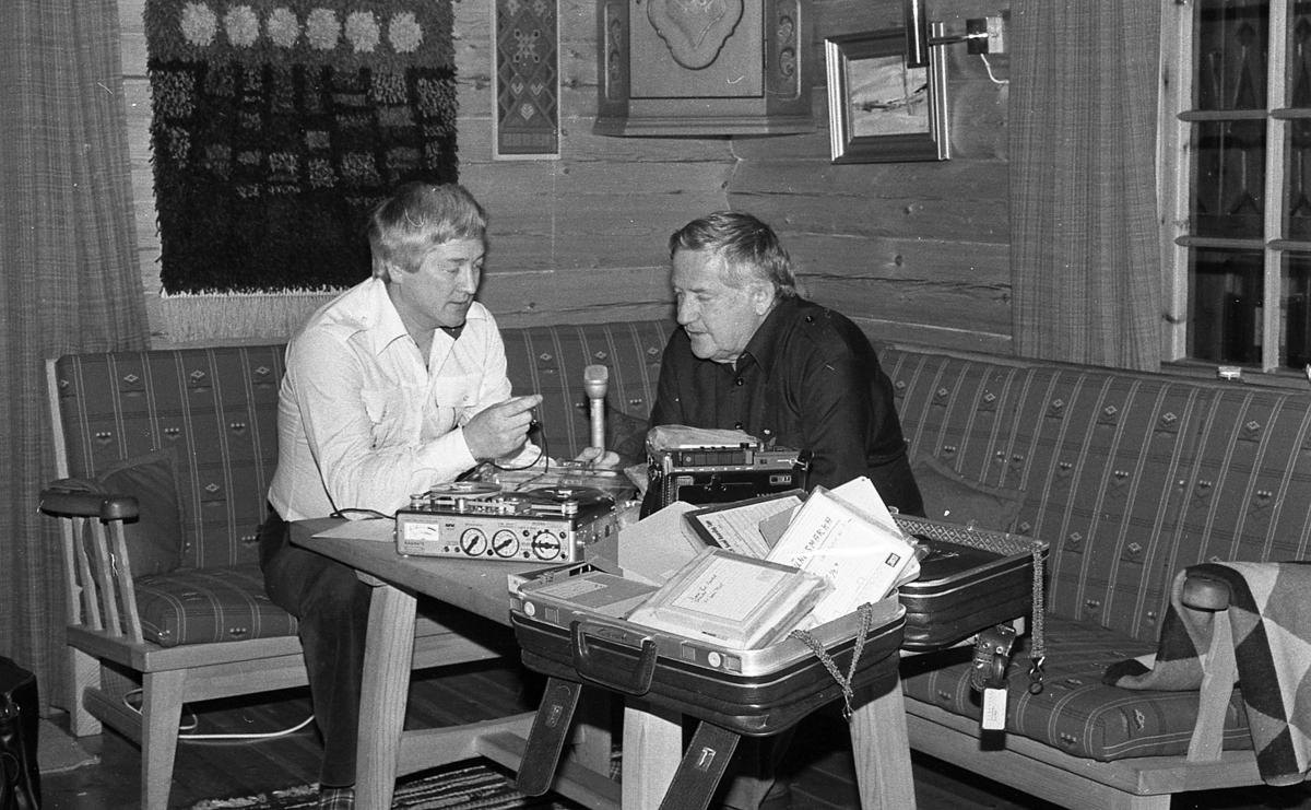 Bjørn Tore Bryn og Dagfinn