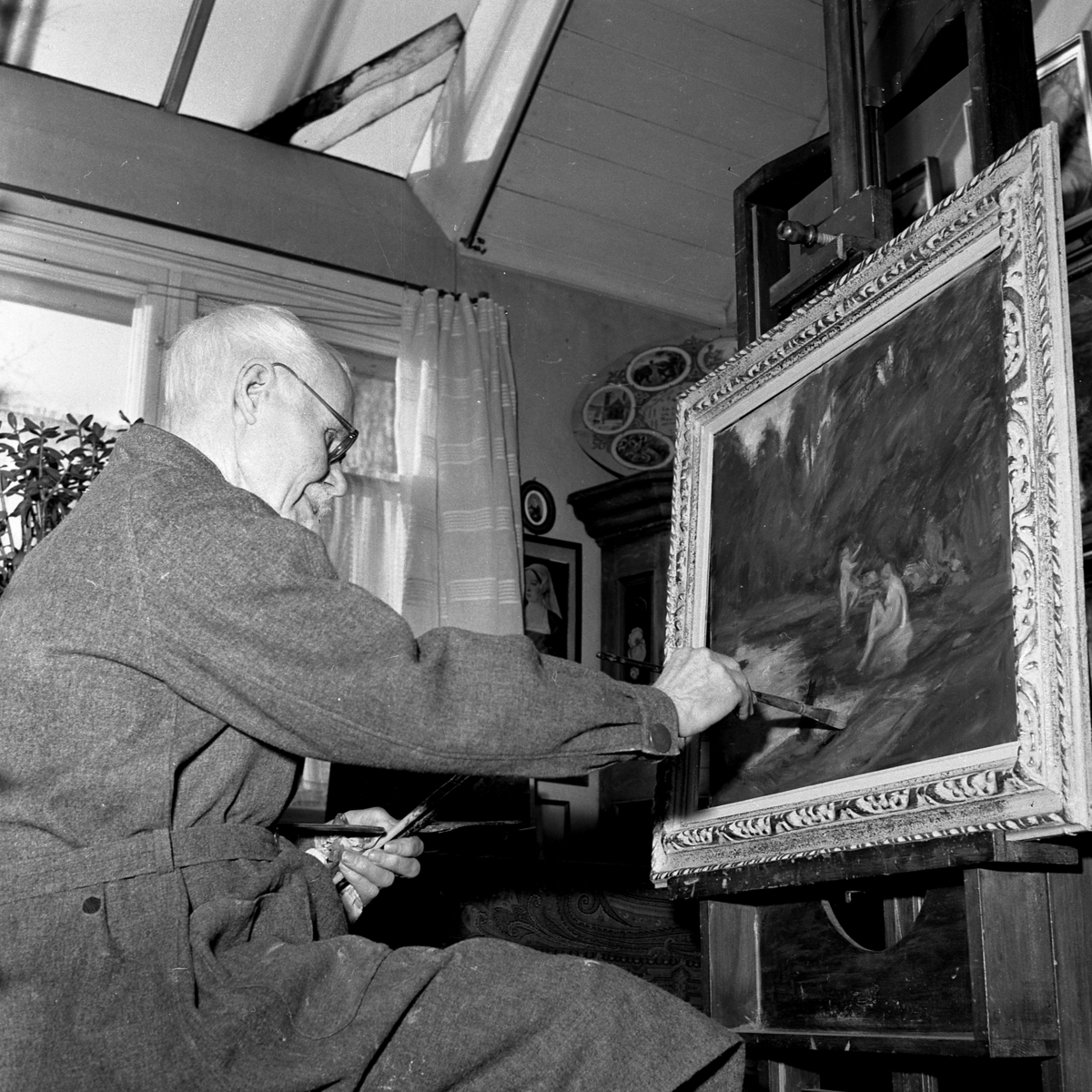 Lundeby, Alf (1870 - 1961)