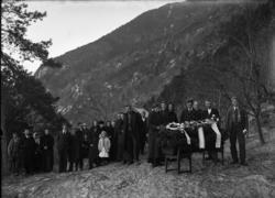 Gravferd, Torbjørn H. Hallanger