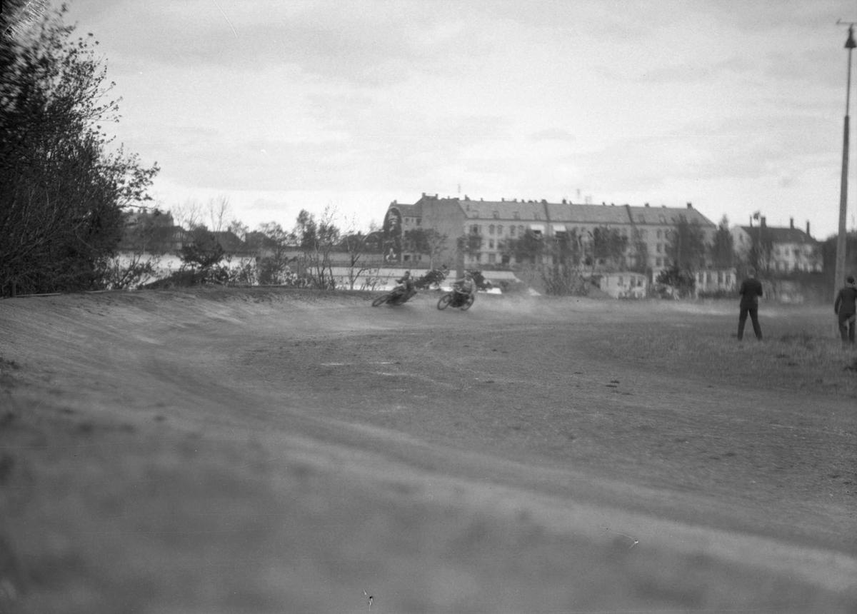 Motorrace på Stadion