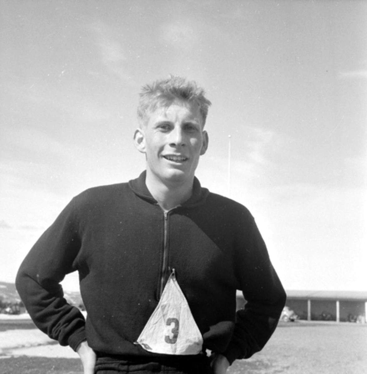Stein Arve Østlie, friidrett, Hamar Idrettslag.