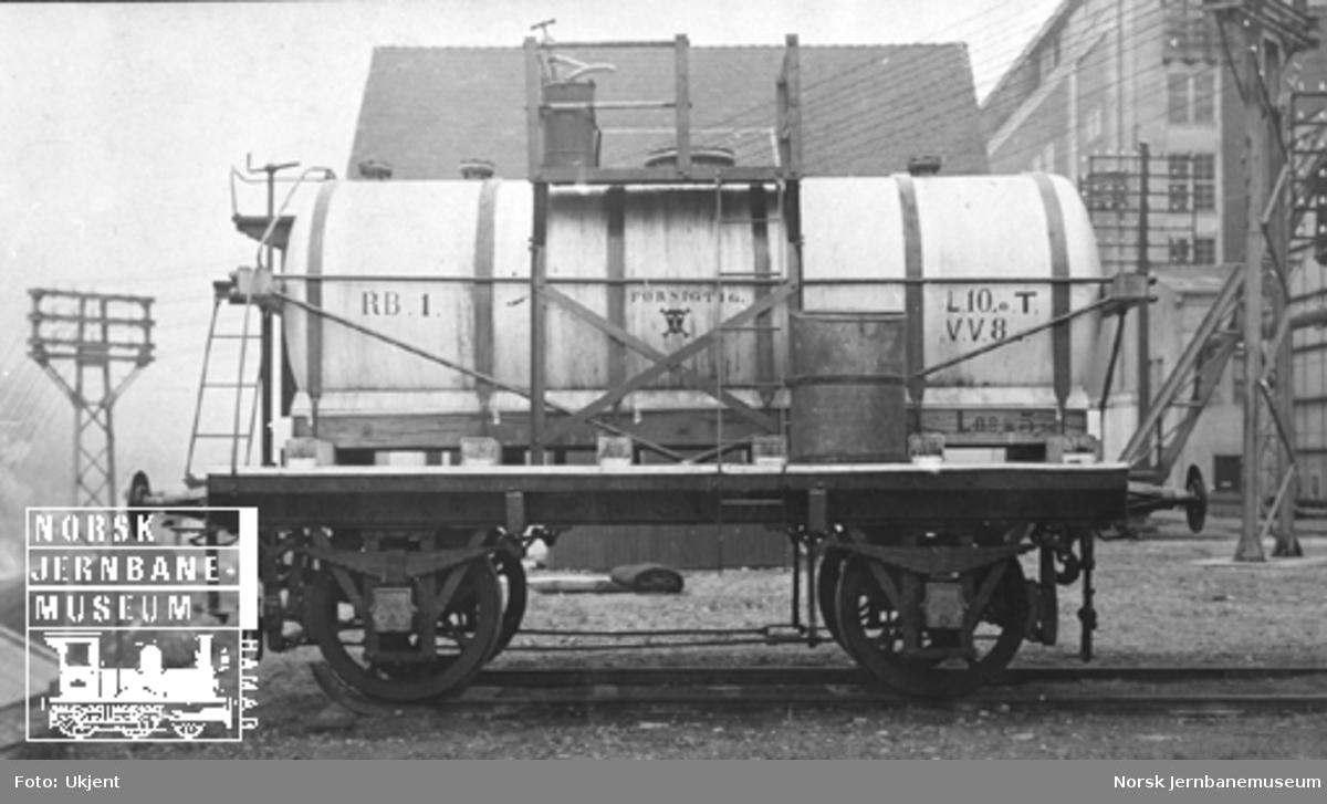 Rjukanbanens tankvogn nr. 1