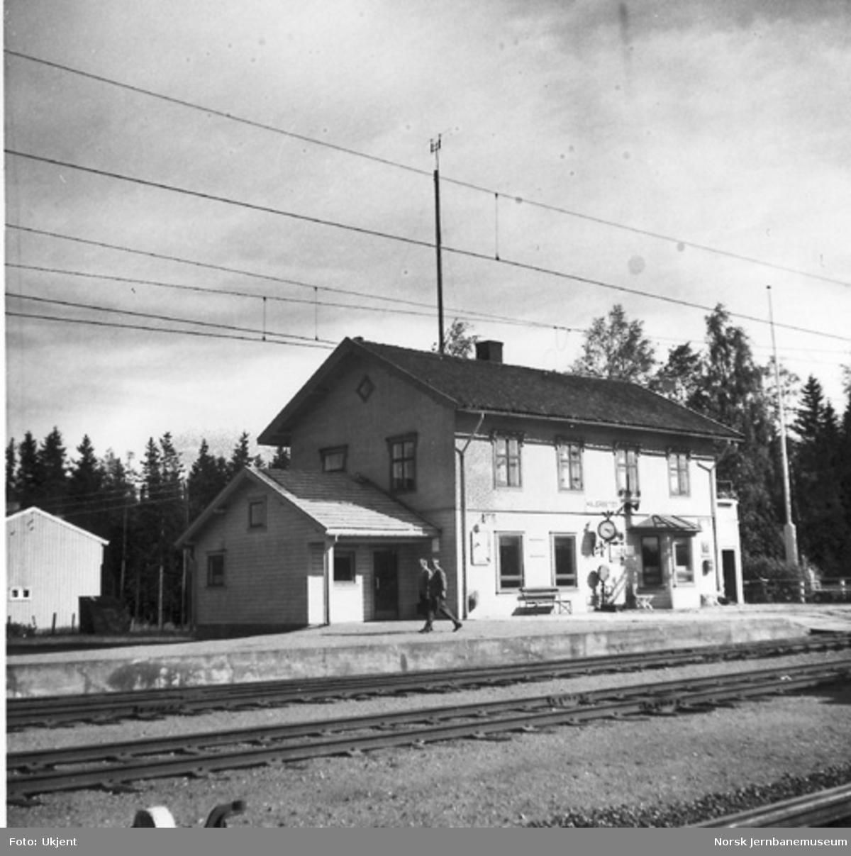 Hauerseter stasjonsbygning
