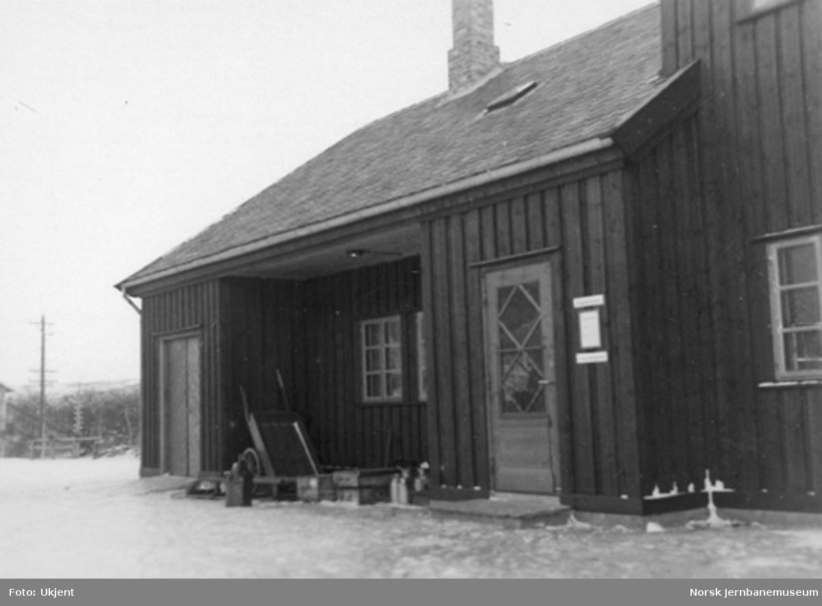 Geilo stasjonsbygning