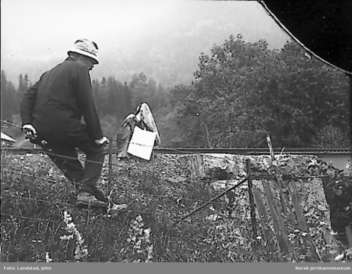Bru og veiundergang ved km 236,006 : H. Lundsteins erstatningskrav