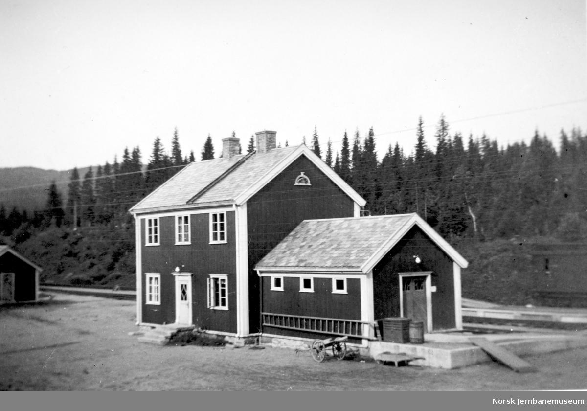Harran stasjonsbygning