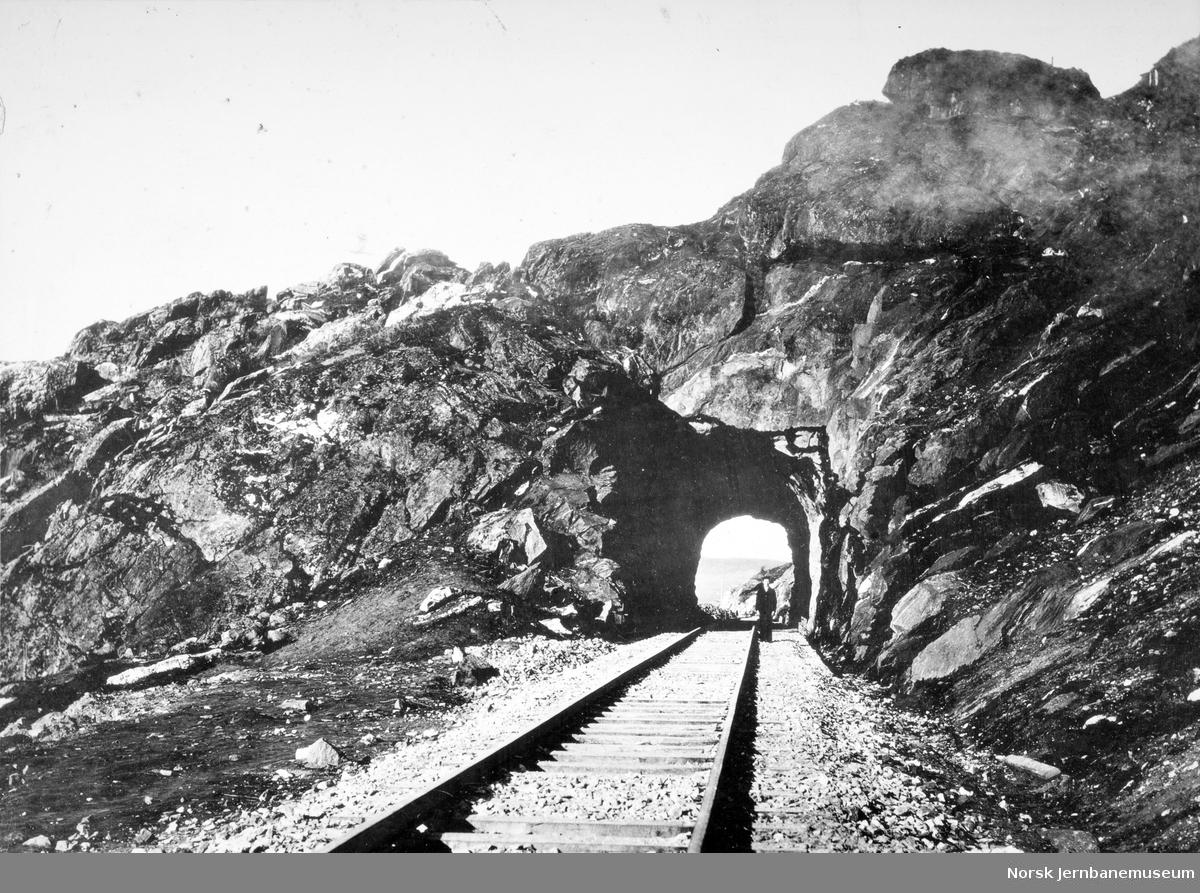 Kleivhammeren tunnel